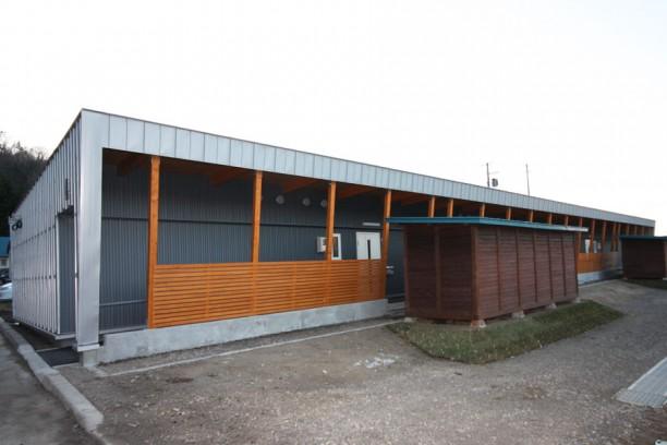 向陽町団地公営住宅改善工事(A棟-16)